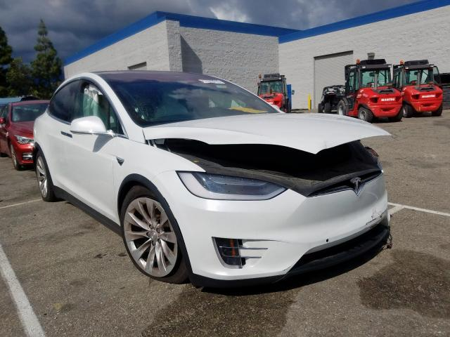 2018 Tesla Model X for sale in Rancho Cucamonga, CA