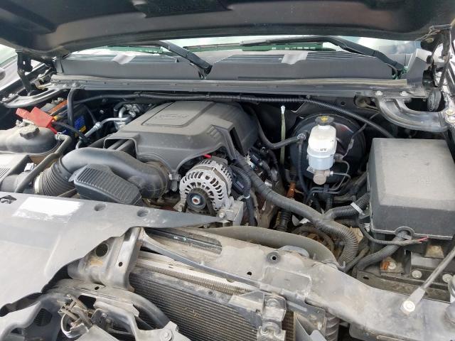 2013 Chevrolet SILVERADO | Vin: 1GCRKSE72DZ327567