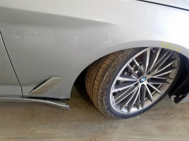 2020 BMW 5 series | Vin: WBAJR7C04LWW58742
