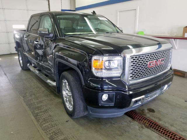 Salvage cars for sale from Copart Pasco, WA: 2015 GMC Sierra K15