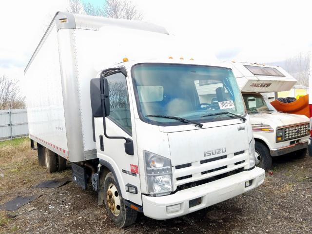 Isuzu Vehiculos salvage en venta: 2015 Isuzu NPR HD