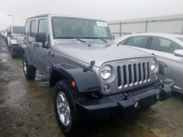 2018 Jeep Wrangler U for sale in San Diego, CA