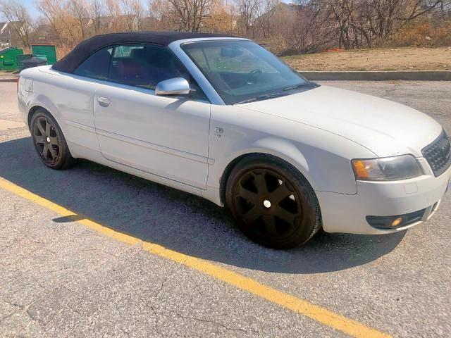 2004 Audi S4 Quattro en venta en London, ON