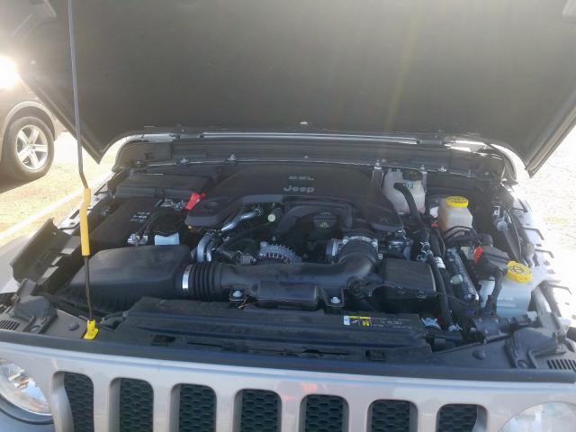 2019 Jeep Wrangler U