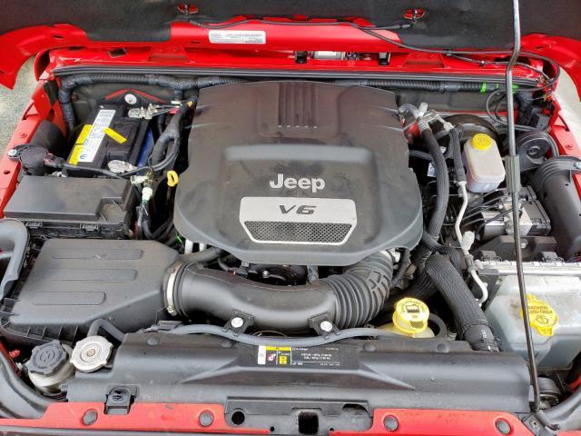 2018 Jeep WRANGLER | Vin: 1C4HJWEG3JL921864