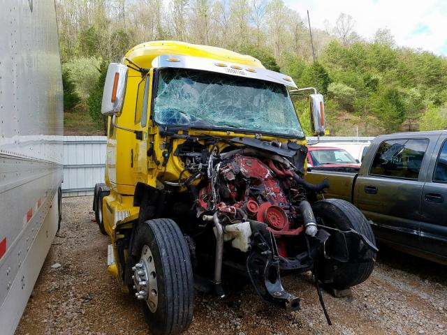 Salvage cars for sale from Copart Hurricane, WV: 2015 International Prostar