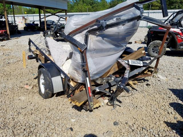 Utility Trailer salvage cars for sale: 2015 Utility Trailer