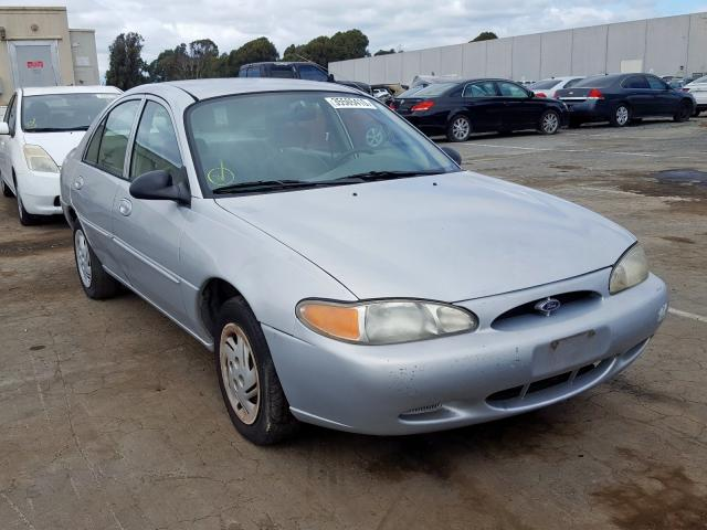 Ford Escort Vehiculos salvage en venta: 2001 Ford Escort