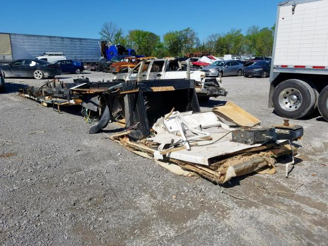 Salvage trucks for sale at Lebanon, TN auction: 2004 Other Trailer