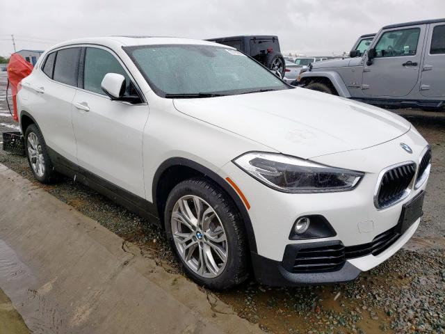 Salvage 2018 BMW X2 XDRIVE2 for sale