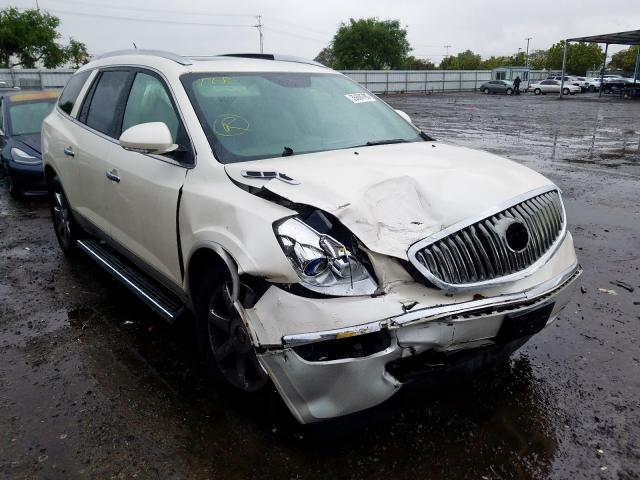 Buick Enclave CX salvage cars for sale: 2008 Buick Enclave CX