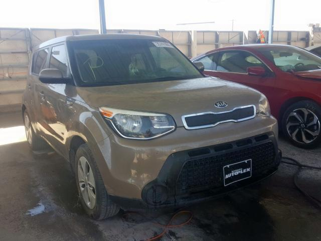 KIA salvage cars for sale: 2014 KIA Soul
