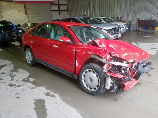 Volvo salvage cars for sale: 2004 Volvo S40 2.4I