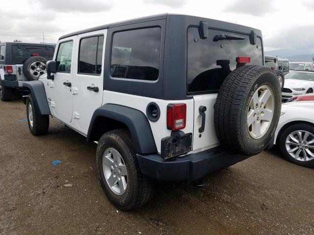 2018 Jeep WRANGLER   Vin: 1C4HJWDGXJL920468