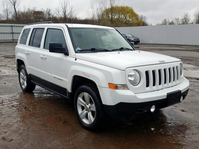 Jeep Patriot SP salvage cars for sale: 2011 Jeep Patriot SP