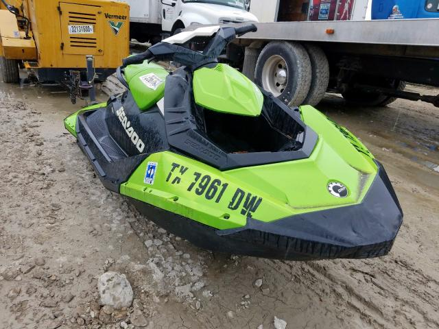 Seadoo Spark salvage cars for sale: 2017 Seadoo Spark