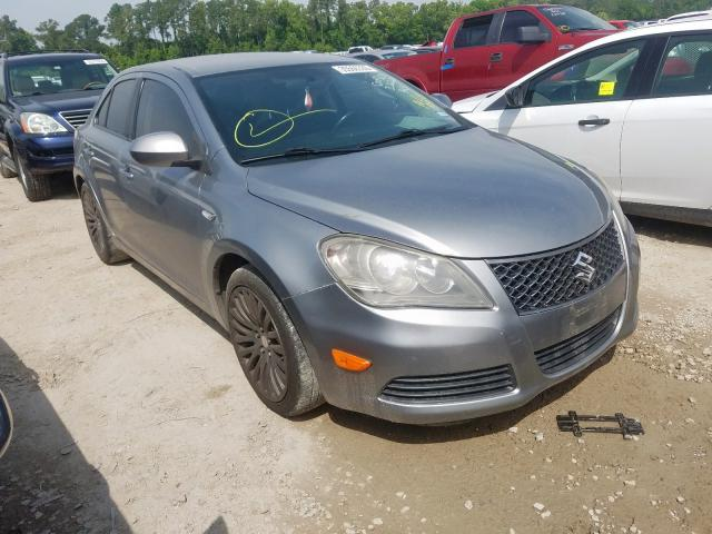 Suzuki Kizashi SE salvage cars for sale: 2012 Suzuki Kizashi SE