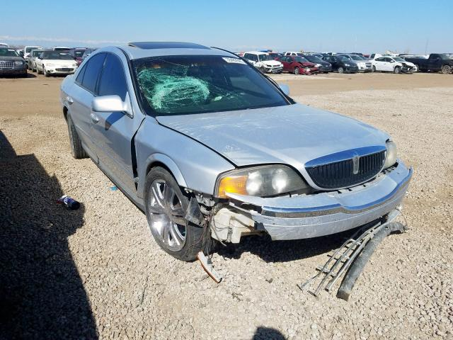 Lincoln salvage cars for sale: 2000 Lincoln LS