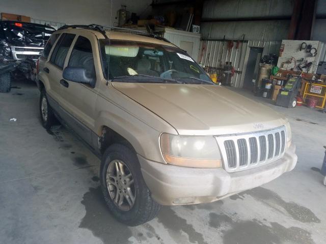 2000 Jeep Grand Cherokee en venta en Savannah, GA