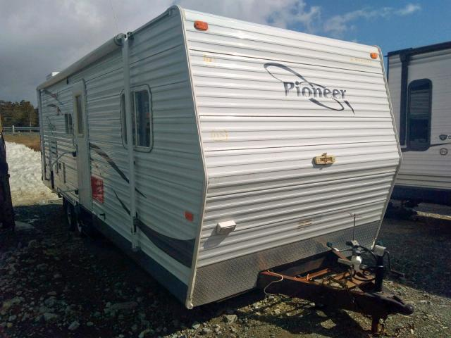 Fleetwood Trailer salvage cars for sale: 2007 Fleetwood Trailer