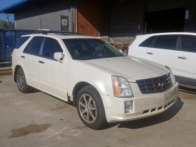 Cadillac salvage cars for sale: 2004 Cadillac SRX