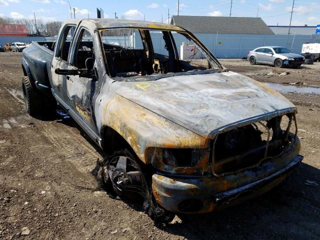 Dodge RAM 3500 S salvage cars for sale: 2005 Dodge RAM 3500 S