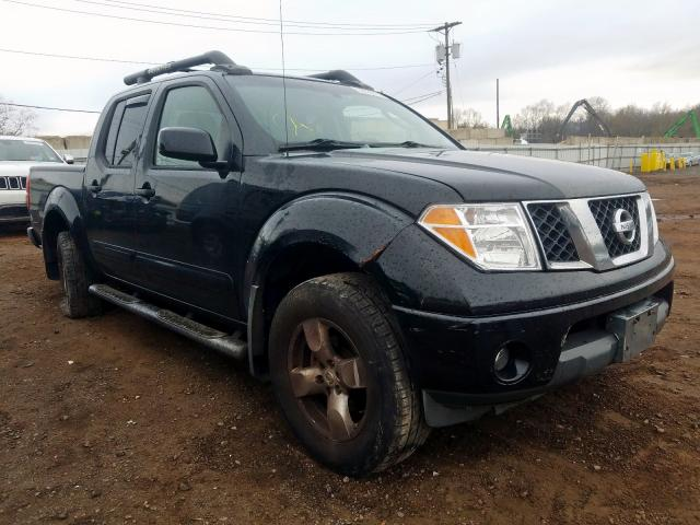 Salvage cars for sale from Copart Hillsborough, NJ: 2007 Nissan Frontier C