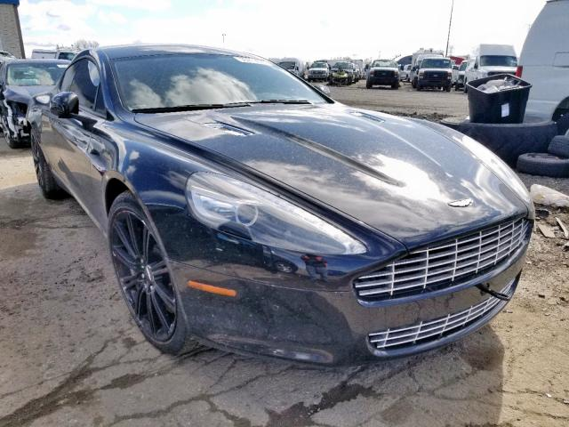 Aston Martin Rapide salvage cars for sale: 2012 Aston Martin Rapide