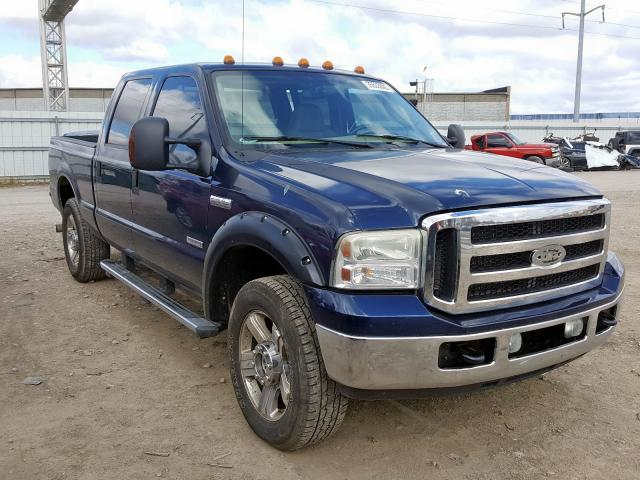 2005 FORD F250 SUPER - Left Front View