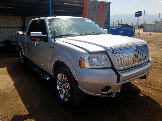 Lincoln Mark LT salvage cars for sale: 2008 Lincoln Mark LT