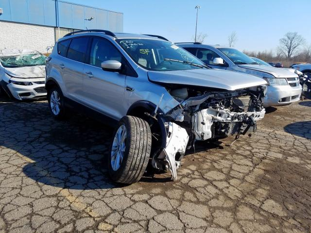 2018 Ford Escape SEL for sale in Woodhaven, MI
