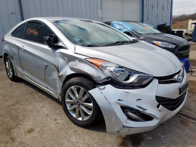 Salvage cars for sale from Copart Chicago Heights, IL: 2013 Hyundai Elantra CO