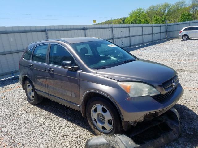 Salvage cars for sale from Copart Prairie Grove, AR: 2009 Honda CR-V LX