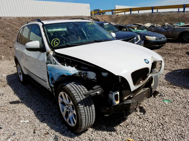 BMW X5 XDRIVE3 salvage cars for sale: 2012 BMW X5 XDRIVE3