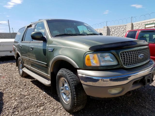 Ford Vehiculos salvage en venta: 2001 Ford Expedition