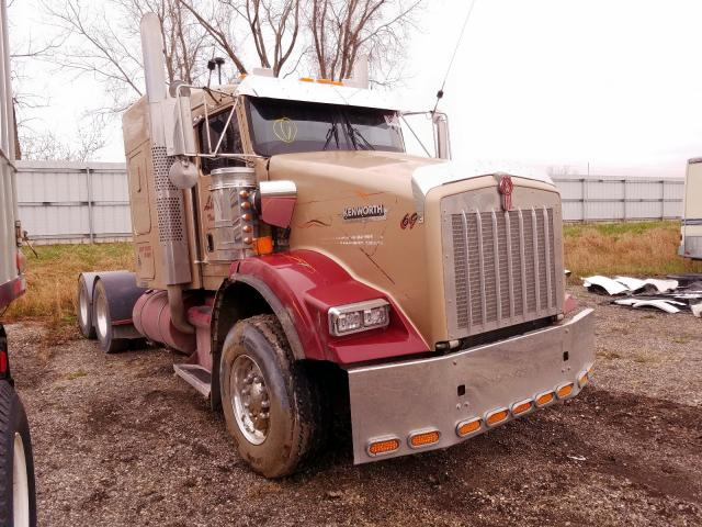 2006 Kenworth Construction for sale in Davison, MI