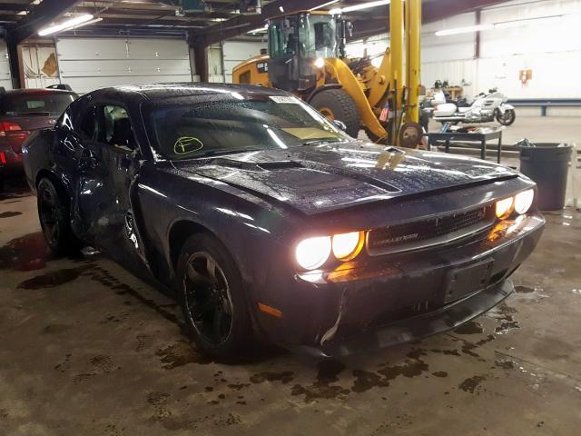 Dodge Challenger salvage cars for sale: 2014 Dodge Challenger