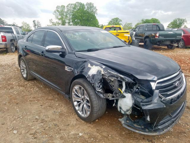 Salvage cars for sale from Copart China Grove, NC: 2015 Ford Taurus LIM