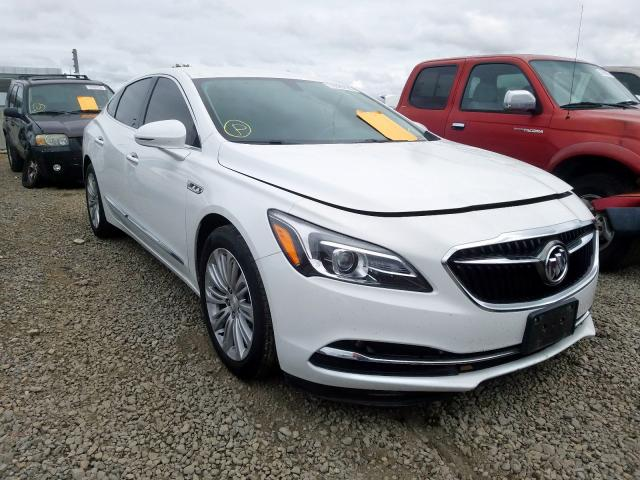 Buick salvage cars for sale: 2018 Buick Lacrosse E