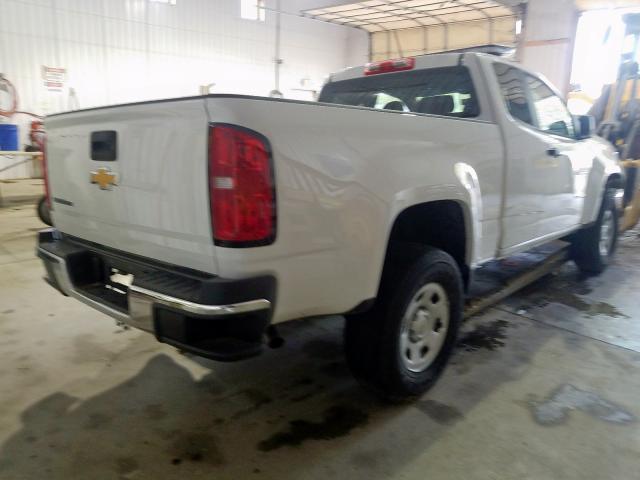 2020 Chevrolet COLORADO   Vin: 1GCHSBEA9L1172956