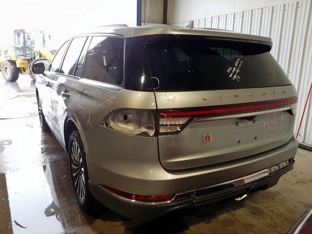 2020 LINCOLN AVIATOR RE 5LM5J7XC6LGL04580