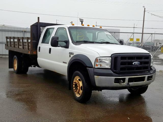Ford salvage cars for sale: 2006 Ford F450 Super