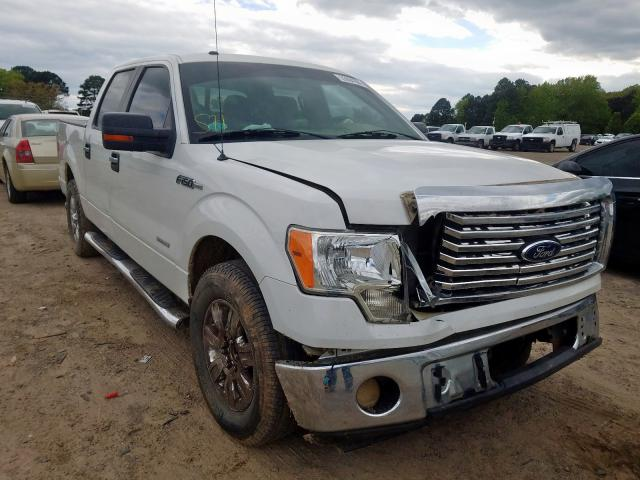 2011 FORD F150 SUPER 1FTFW1CT9BFB38897