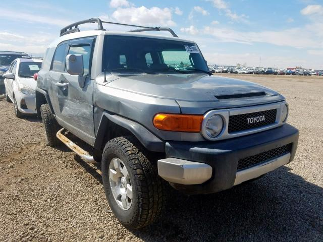 Toyota FJ Cruiser salvage cars for sale: 2010 Toyota FJ Cruiser