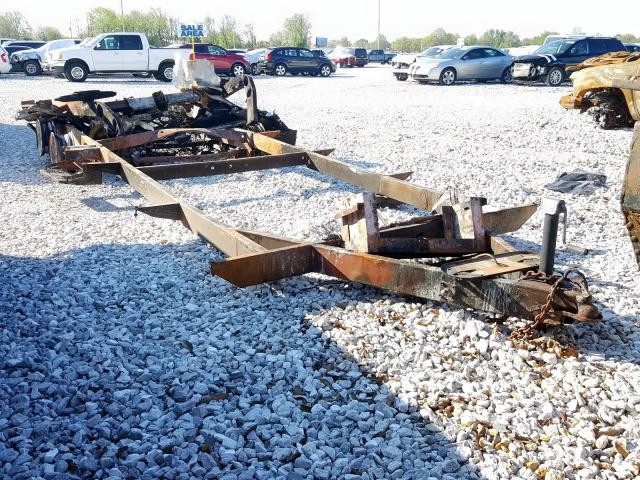 Jayco Trailer salvage cars for sale: 1986 Jayco Trailer
