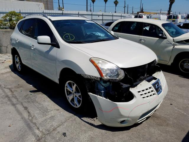 Nissan Rogue S salvage cars for sale: 2009 Nissan Rogue S