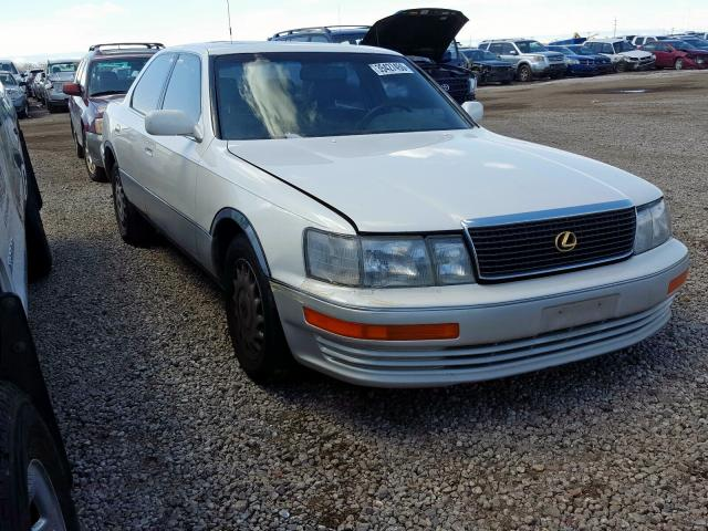 Lexus salvage cars for sale: 1991 Lexus LS 400