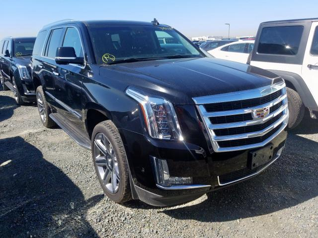 Cadillac Escalade L salvage cars for sale: 2018 Cadillac Escalade L