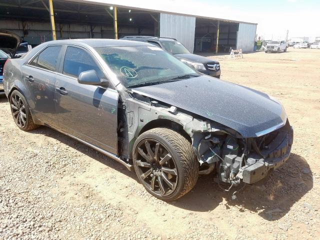 Cadillac salvage cars for sale: 2008 Cadillac CTS
