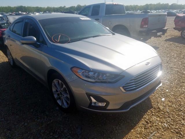 Vehiculos salvage en venta de Copart Memphis, TN: 2020 Ford Fusion SE
